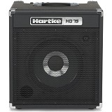 HARTKE Bass Combo [HD75] - Bass Amplifier
